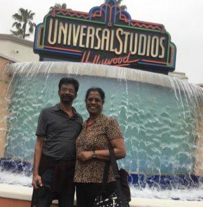 Universal Studios on a los Angeles Tour