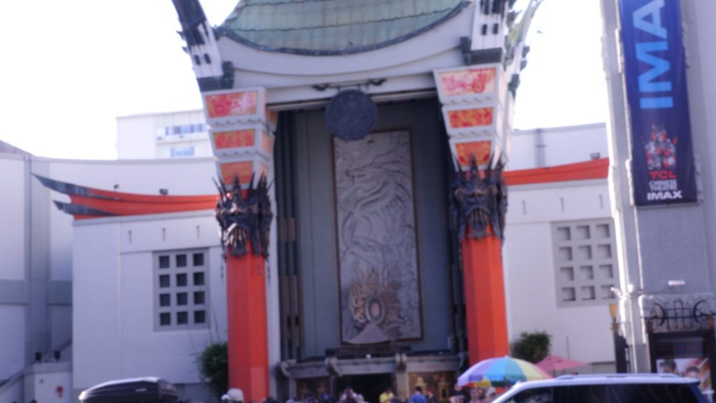 What's Los Angeles TCL Chinese Theater Look Like? 1